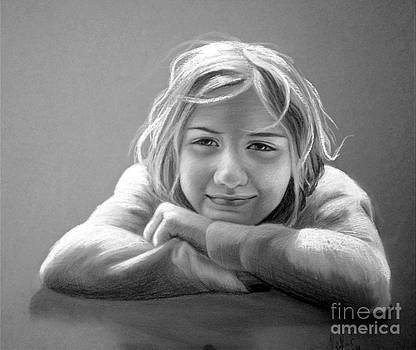 Little smile by Eleonora Perlic