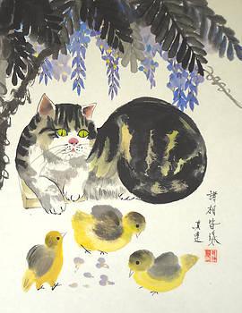 Live In Harmony by Lian Zhen