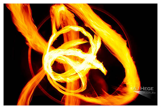 Living Flame by AJ Hege
