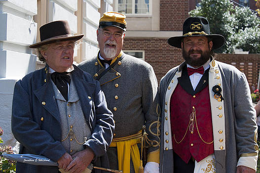Jonathan Whichard - Living History C.S.A.150th Anniversary of the Civil War Warrenton Virginia