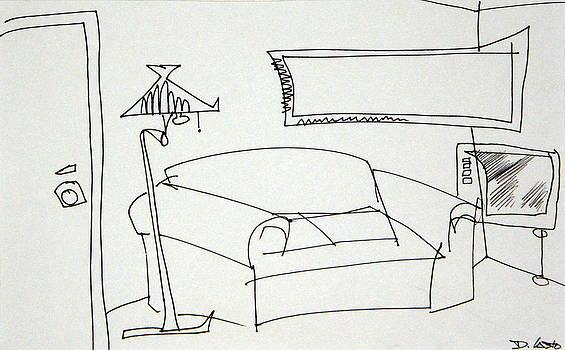 DENNY CASTO - Living room