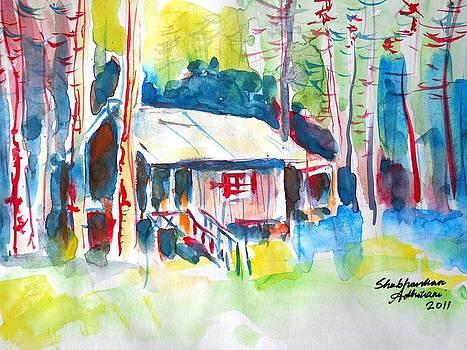 Living with Nature by Shubhankar Adhikari