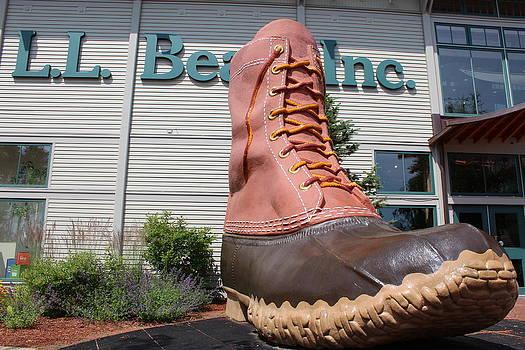 L.L.Bean Boot by Robbie Basquez