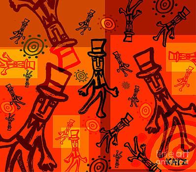 Llegando A La Fiesta by Daniel Katz