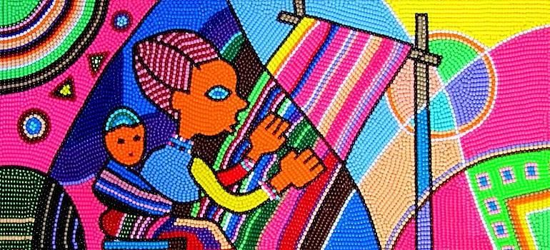 Local Weaver by Harold Egbune