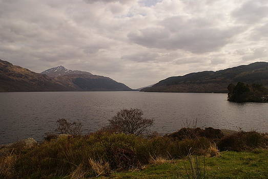 Loch Ness by Aksai Bapa