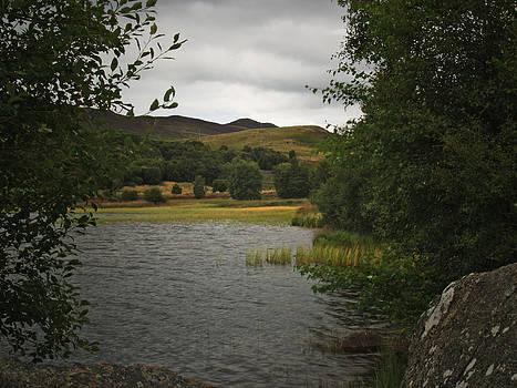 Loch Ruthven 2 by Steve Watson