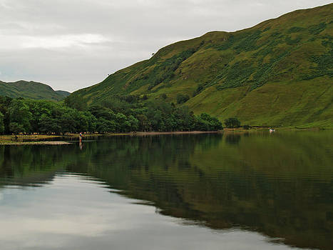 Loch Scammadale by Steve Watson