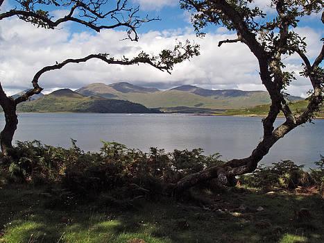 Loch Spelve by Steve Watson
