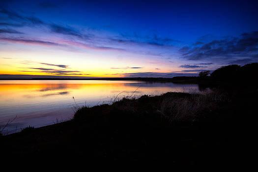 Loch Watten Caithness Scotland by Gordon Mackay