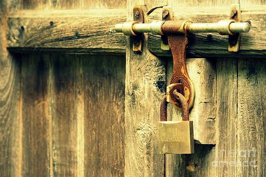 Locked and abandoned - 2 by Vishakha Bhagat