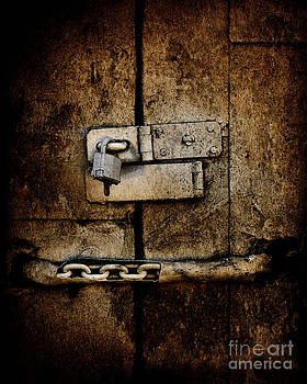 Locked Door by Bobbi Feasel