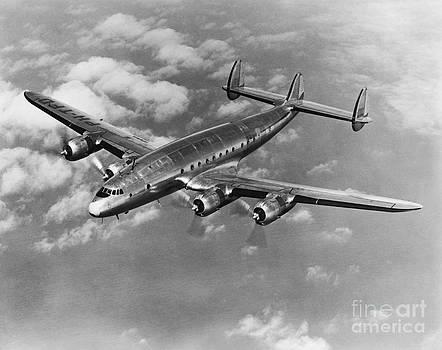 Photo Researchers - Lockheed Constellation