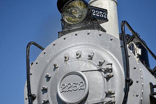 Bill Owen - Locomotive 2252