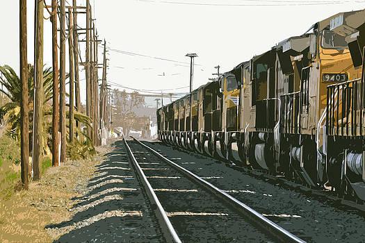 Bill Owen - Locomotives
