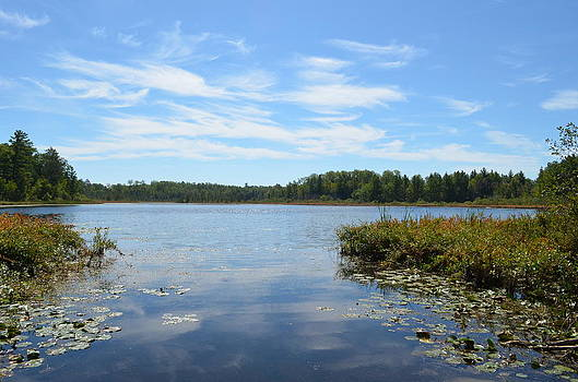 Lodge Lake In September2 by Jennifer  King