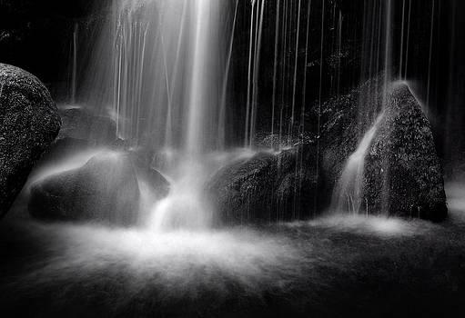 Lodore Falls by Stewart Smith