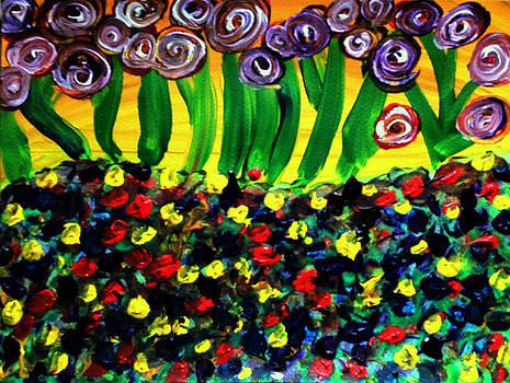 Lolly Flower Power by Stephanie Margalski