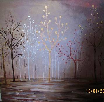 Lollypop Trees by Bertha Hamilton