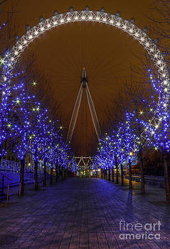 Lee-Anne Rafferty-Evans - London Eye