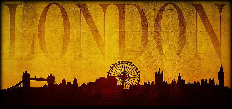 Ricky Barnard - London