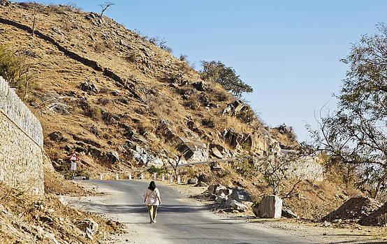 Kantilal Patel - Lone Trekker