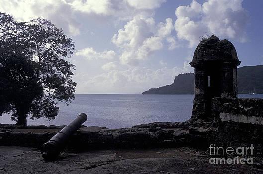 John  Mitchell - LONELY CANON Portobelo Panama