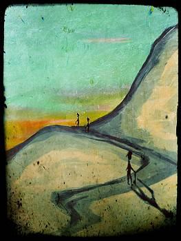 Long Walk Home by Betsey Walker Culliton
