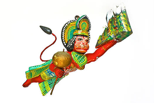 Kantilal Patel - Lord Hanuman Monkey God