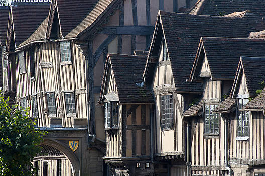 Lord Leycester  by Andrew  Michael