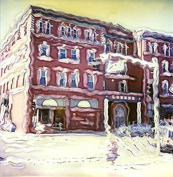 Lorenz Hotel by Gwen Strahan