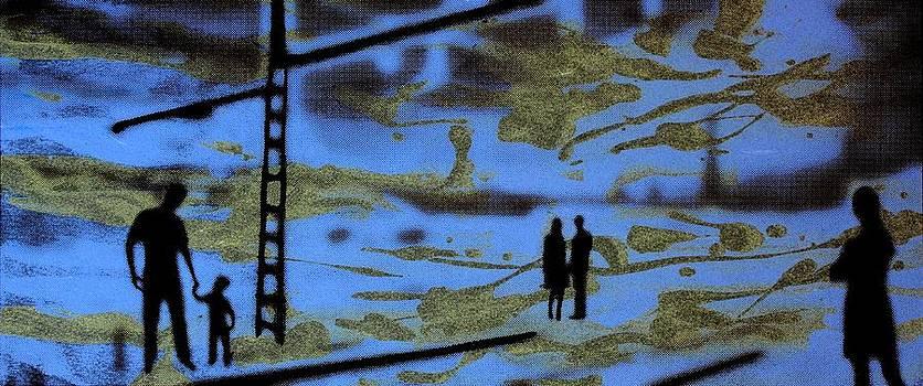 Arte Venezia - Lost in translation - Serigrafia arte urbano