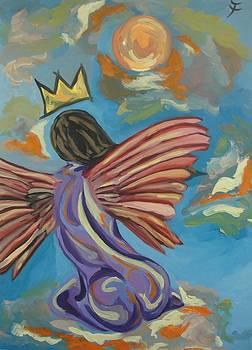 Lost My Queen 2 Da Clouds by Jason JaFleu Fleurant