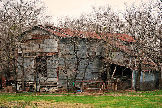 Lot Barn by Lisa Moore