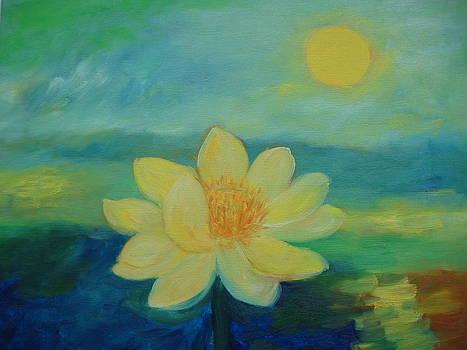 Lotus 1 by Khanh Vu