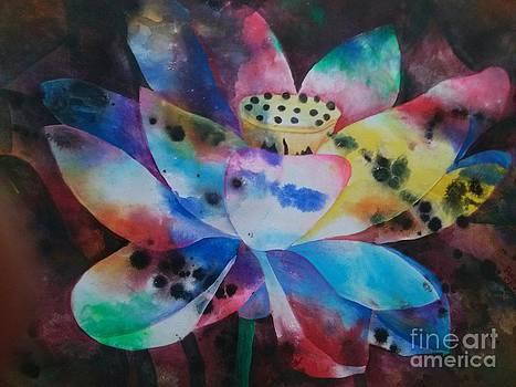 Lotus 3 by Crystal N Puckett