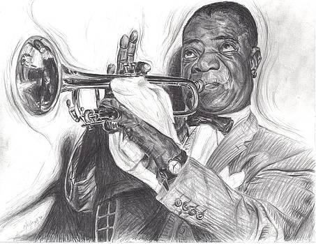 Michael Morgan - Louis Armstrong