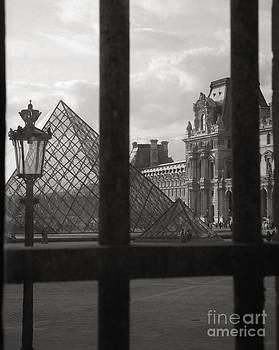 Shawna Gibson - Louvre II