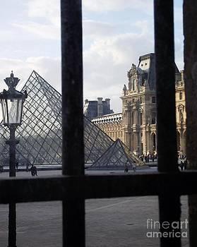 Shawna Gibson - Louvre
