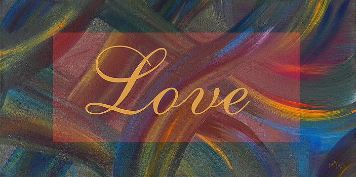 Love by Angela Tomey