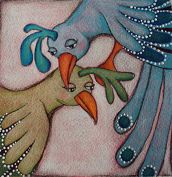 Love Birds by Suzanne Drolet