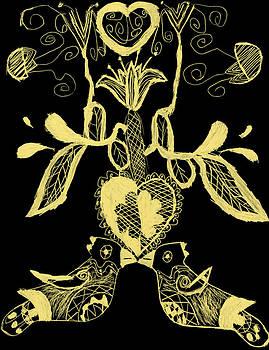 Love Birds by Thomas  MacPherson Jr