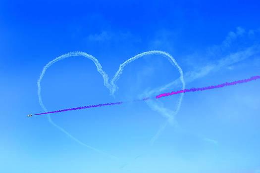 Love in the Air by Farah Faizal