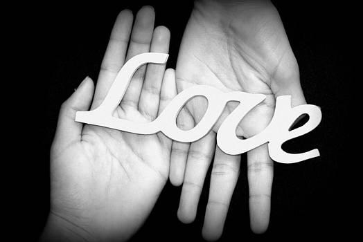 Love is by LillyAnn Venturino