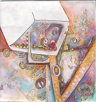 Love Letters II by Diane Woods
