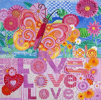 Love Love Love by Barbara Esposito