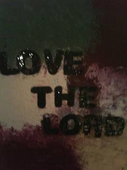 Love by Mary Swanegan