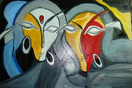 Love by Sonali Singh