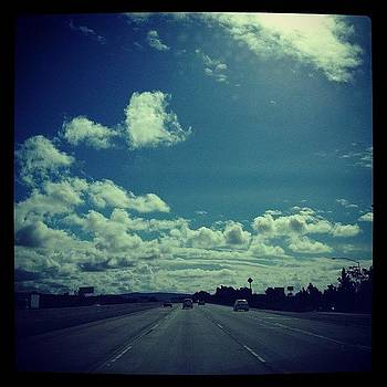 Love The Clouds Beautiful by Krisd Mauga