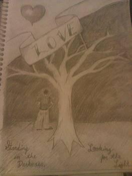 Love Tree 2 by Dana Dotson